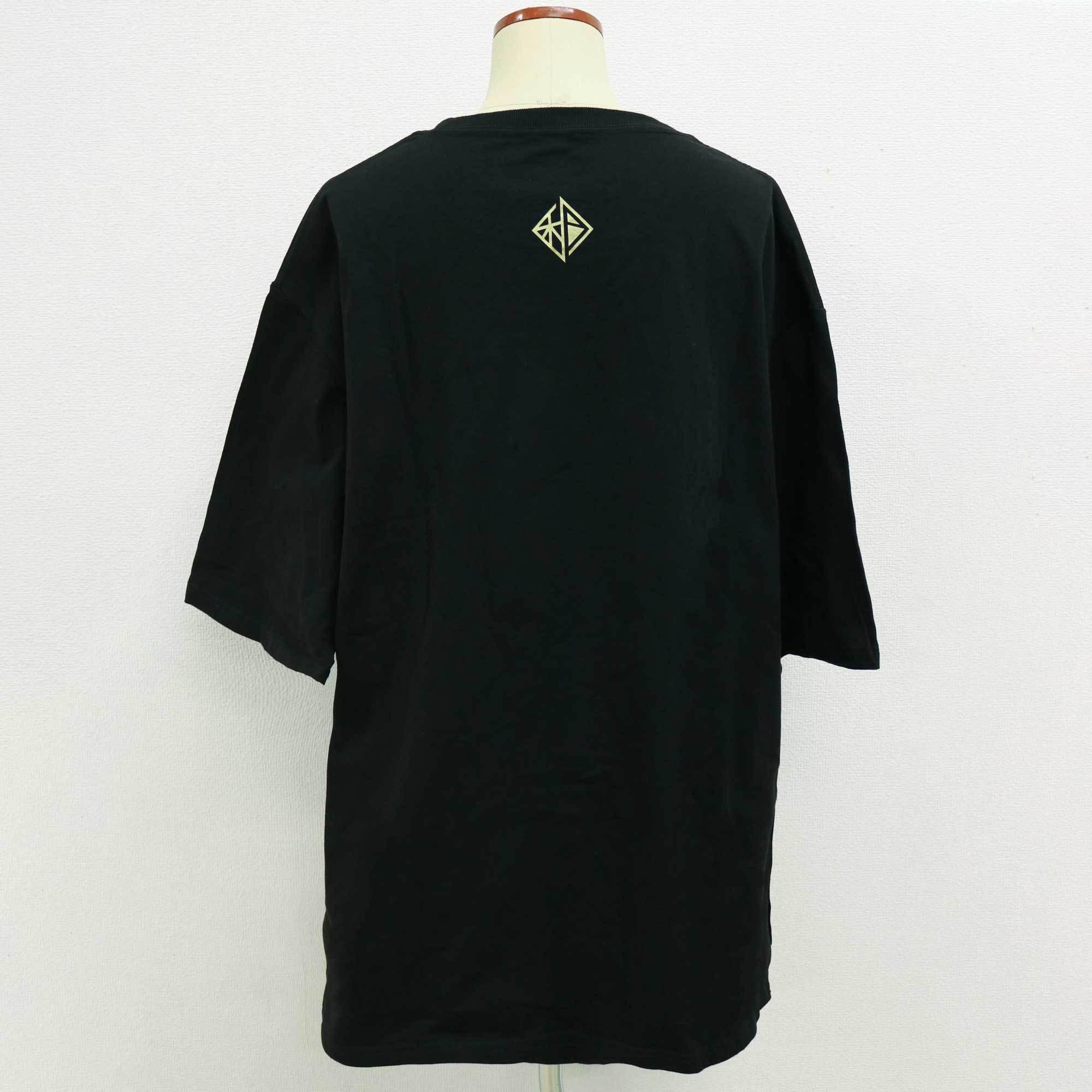 【1/3会場受取】ビッグシルエットTシャツ【大新年会2021】